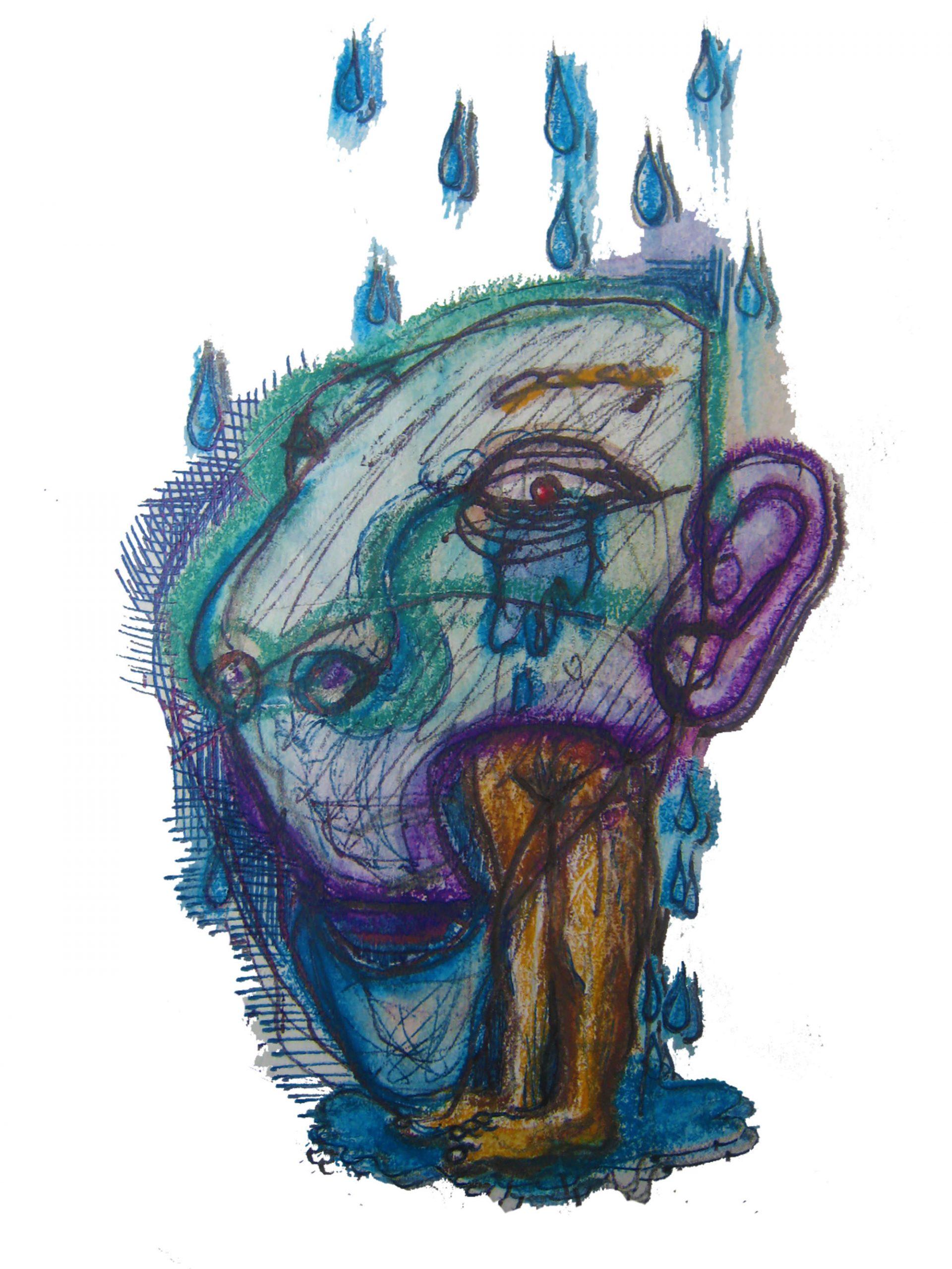 Minah Lee's Home Squat Home illustration